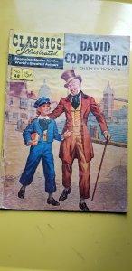 Classics Illustrated #48 (1948) HRN 121