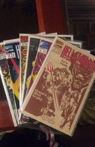 Hellstorm: Prince of Lies #1 (1993)#3#5#9#10#13#17