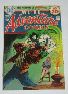Adventure Comics #435 1st Mike Grell Work 1974 DC Comics VF