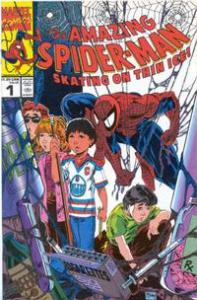 Marvel Comics The Amazing Spider-Man: Skating on Thin Ice #1 NM+ McFarlane