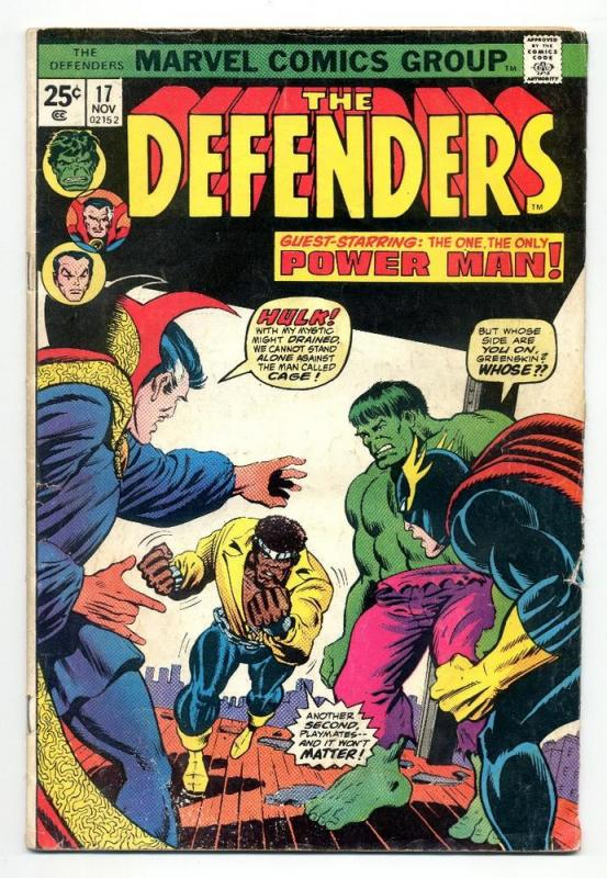 The Defenders, #17