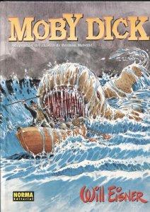 Eisner numero 04: Moby Dick