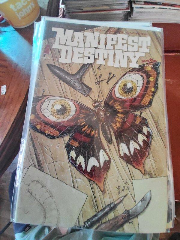 Manifest Destiny #9 (2014)