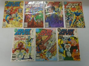 Blue Devil lot 25 different from #2-30 (1984-86)