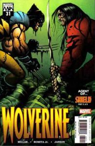 Wolverine (2003 series) #31, NM (Stock photo)