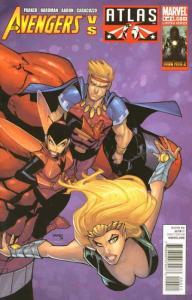 Avengers vs. Atlas #4 VF/NM; Marvel | save on shipping - details inside