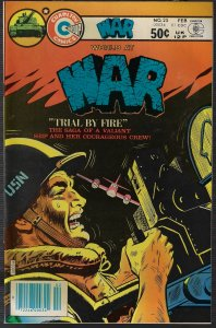 War #25 (Charlton, 1981) NM