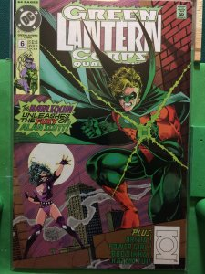 Green Lantern Corps Quarterly #6 first appearance of Laira