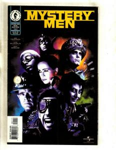 Mystery Men # 1 VF/NM Dark Horse Comic Book SIGNED Movie Special Universal J372
