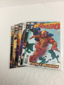 Red Tornado 1-6 Lot Set Run Nm Near Mint DC Comics IK