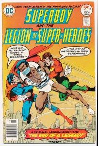 Superboy (1949) #222 VG