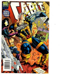 5 Cable Marvel Comic Books # 26 27 28 29 30 X-Men X-Force Cyclops Jean Grey CB5