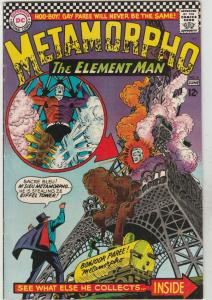 Metamorpho the Element Man #6 (Jun-66) NM- High-Grade Metamorpho, Simon Stagg...