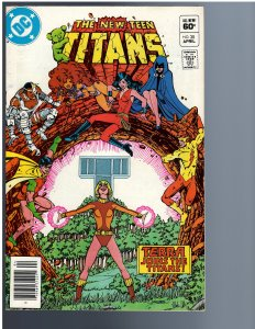 The New Teen Titans #30 (1983)