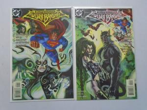 DC Superman # 1+2 8.0 VF (1998)