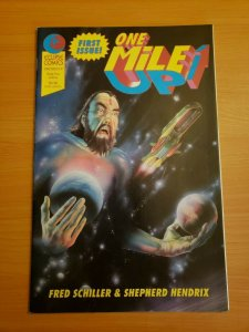 One Mile Up #1 One-Shot ~ NEAR MINT NM ~ 1991 Eclipse Comics