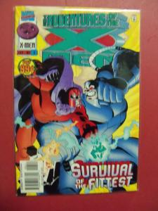 ADVENTURES OF THE X-MEN #6   VF/NM (9.0) OR BETTER