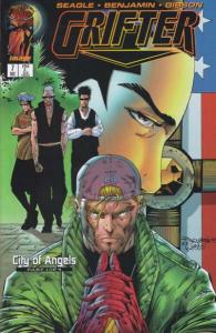 Grifter (1995 series) #7, NM (Stock photo)