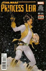 Princess Leia #1 (2nd) VF/NM; Marvel | save on shipping - details inside