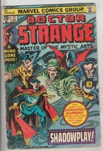 Doctor Strange #11 (Dec-75) VG/FN Mid-Grade Dr.Strange