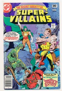 Secret Society of Super Villains (1976) #15 FN/VF Last issue of the series