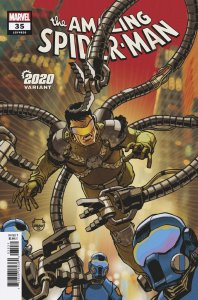 Amazing Spider-Man #35 Johnson 2020 Variant (Marvel,2020) NM