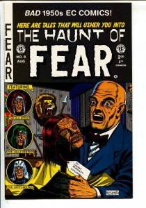 Haunt Of Fear-#8-1994-Russ Cochran-EC reprint