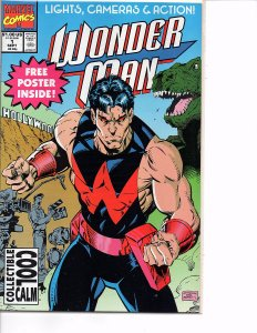 Marvel Comics Wonder Man #1 NM w/Poster