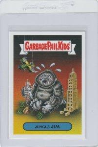 Garbage Pail Kids Jungle Jim 7b GPK 2019 Revenge of Oh The Horror-ible