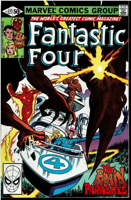 Fantastic Four #227, 8.0 or Better