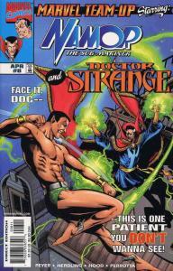 Marvel Team-Up (2nd Series) #8 VF/NM; Marvel   save on shipping - details inside