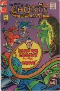 Many Ghosts of Dr. Graves #35 (1972) MC#6
