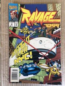 Ravage 2099 #6 (1993)