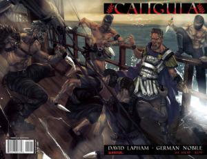 Caligula #4B VF/NM; Avatar | save on shipping - details inside