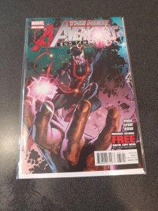 New Avengers #31 (2012)