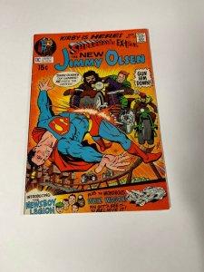 Supermans Pal Jimmy Olsen 133 5.5 Fine- Fn- Dc Silver Age