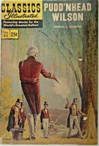 *Classics Illustrated 46, 69, 75, 78, 80-83, 86-87, 89, 92-93; G=$58