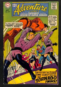 Adventure Comics #373 (1968)