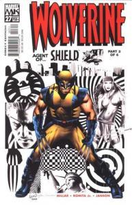Wolverine (2003 series) #27, NM (Stock photo)