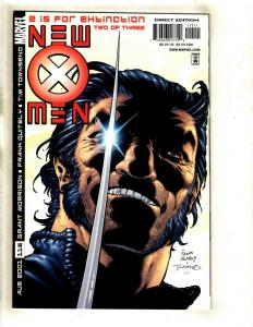 Lot Of 2 New X-Men # 115 NM 1st Print & Variant Marvel Comic Books Wolverine SM8