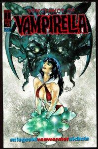 Vengeance of Vampirella #5  ( 1994, Harris)  9.2 NM-