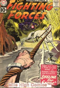 OUR FIGHTING FORCES (1954 Series) #64 Very Good Comics Book