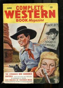 COMPLETE WESTERN PULP-1945-MAY-ED EARL REPP-WESTERN-HOT FN-