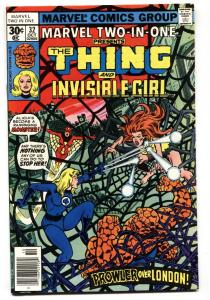 Marvel Two-In-One #32 1977- 2nd app SPIDER-WOMAN NM-