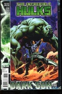 Incredible Hulks #616 (2011)