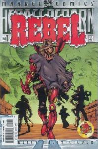 Heroes Reborn Rebel #1, NM (Stock photo)