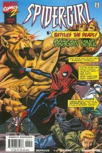 Spider-Girl (1998 series) #4, NM (Stock photo)