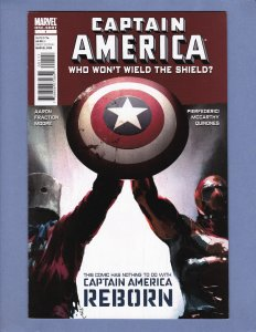 Captain America Who Won't Wield The Shield #1 FN Deadpool Cover & Appearance