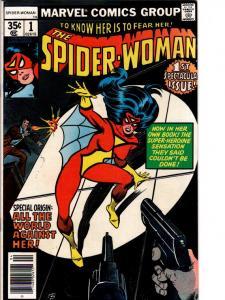 SPIDER WOMAN #1 VFN $35.00