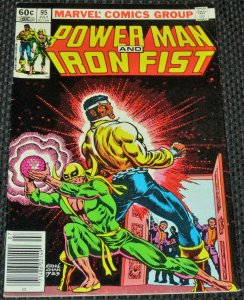 Power Man and Iron Fist #95 (1983)